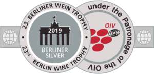 2019 Berliner Wine Trophy Plata