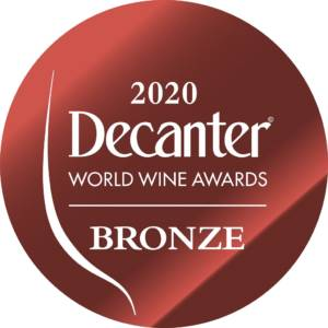 Decanter 2020 Bronce
